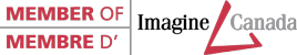 Member of Imagine Canada Logo