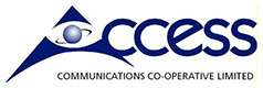 Corporate logo for Access Communications Co-Operative