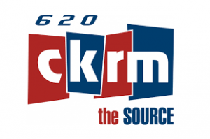 Logo for CKRM 620 The Source