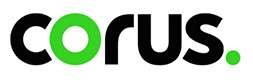 Corporate logo for Corus Entertainment