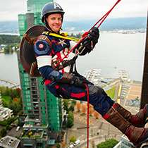 The Drop Zone Vancouver, BC