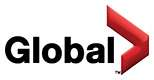 Corporate logo for Global News
