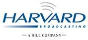 Corporate logo for Harvard Broadcasting.
