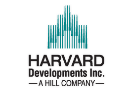 Logo for Harvard Developments Inc.