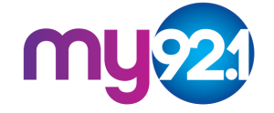 Logo for MY 92.1