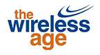Corporate logo for the Wireless Age