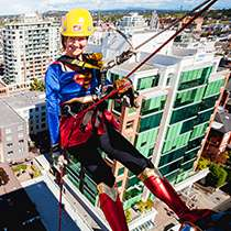 The Drop Zone Victoria, BC