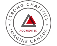 Imagine Canada Standards Strong Charities Trustmark